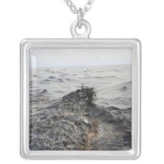 Collier Une partie d'un marée de noir dans le Golfe du