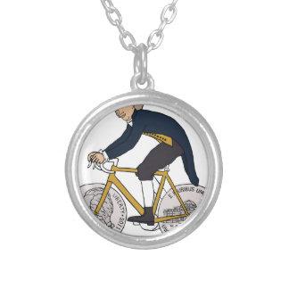 Collier Vélo d'équitation de Thomas Jefferson avec des