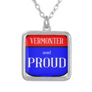 Collier Vermonter et fier
