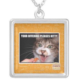 Collier Votre offre satisfait Kitty