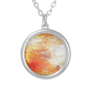 Collier William Turner Sun plaçant au-dessus d'un