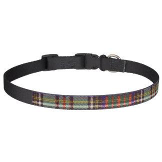 Colliers Pour Animaux Domestiques Tartan d'écossais de plaid de clan d'Anderson