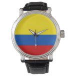 colombiano de reloj - montre de la Colombie Montres Bracelet