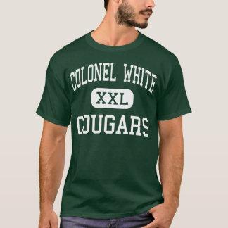 Colonel White - pumas - haut - Dayton Ohio