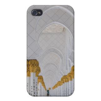 Colonnes de cheik Zayed Grand Mosque, Abu Dhabi Coques iPhone 4/4S