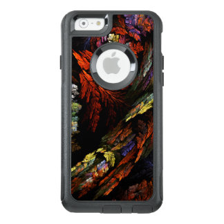 Colorez le banlieusard d'art abstrait d'harmonie coque OtterBox iPhone 6/6s