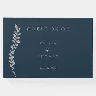 Colorez le livre d'invité Editable de mariage de