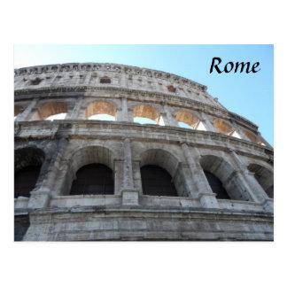 Colosseum- Rome Carte Postale