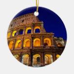 Colosseum Rome Décoration De Noël