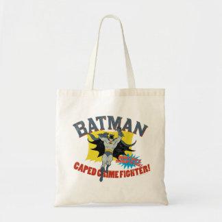 Combattant de crime de Batman Caped Sac En Toile Budget