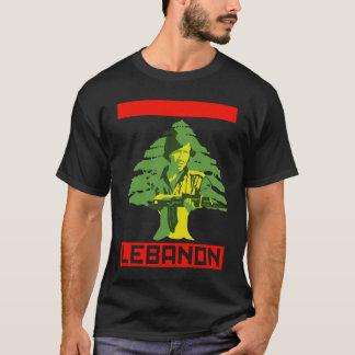 COMBATTANT DU LIBAN T-SHIRT