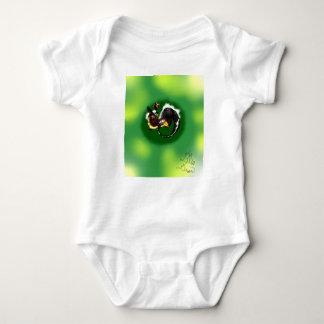 Combinaison de bébé de poumon de lanterne de bébé body