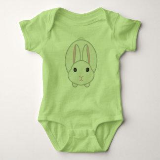 Combinaison de lapin de bébé body