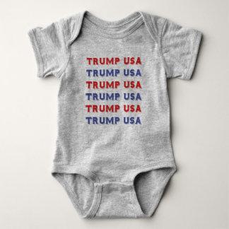 Combinaison du Jersey de bébé des Etats-Unis Body