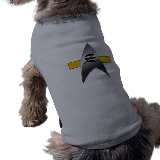 Commandant Ziva T-shirt Pour Toutou