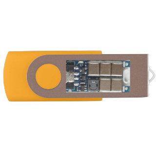 Commande d'instantané de pivot d'USB Clé USB 3.0 Swivel