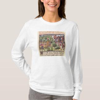 Comment la duchesse d'Aigremont a donné naissance T-shirt