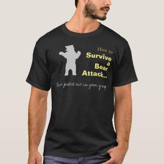 Comment survivre à un T-shirt drôle d'attaque