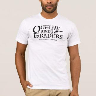 Commerçants proscrits d'armée t-shirt