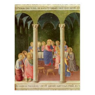 Communion des apôtres, 1451-53 carte postale