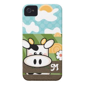 Compagnon audacieux de caisse de Blackberry de vac Étuis iPhone 4