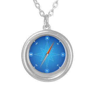 Compass Safari Navigation Collier