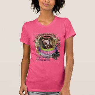 Compositeur animal mignon Paganini de Piggienini T-shirt