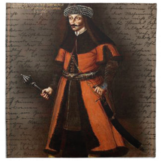 Compte Vlad Dracula Serviettes En Tissus