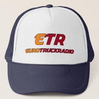 Conception #1 de casquette d'EuroTruckRadio