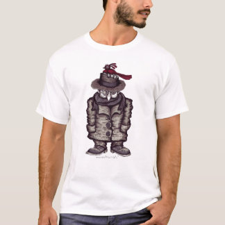 Conception abstraite de T-shirt de cool de