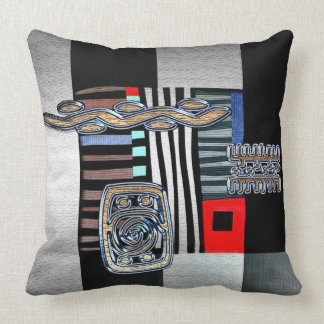 Conception africaine moderne coussin