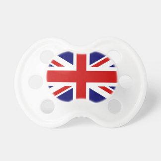 Conception britannique de la tétine | Union Jack