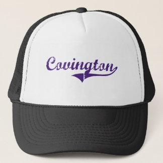 Conception classique de Covington Louisiane Casquette