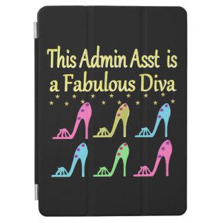 CONCEPTION D'AMANT DE CHAUSSURE D'ADMIN ASST PROTECTION iPad AIR