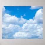 Conception de ciel de cieux d'arrière - plan de