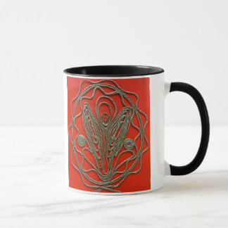 Conception de corde mug