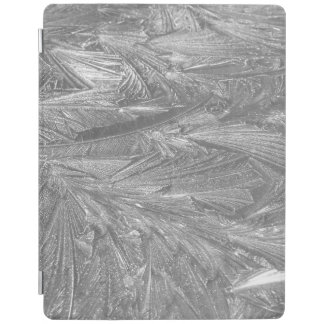 Conception de glace sur la couverture d'Ipad Protection iPad