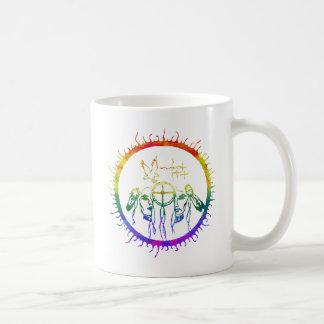 Conception de la terre de Deux-Esprit Mug