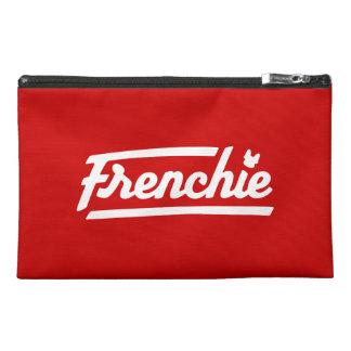 Conception de Logotype de Frenchie Pochette De Voyage