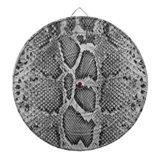 Conception de peau de serpent, motif d'impression jeux de fléchettes