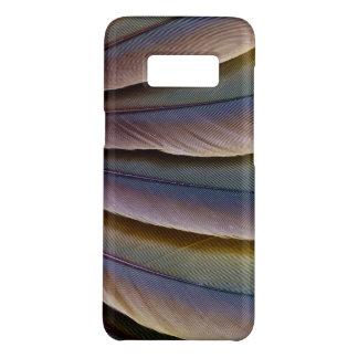 Conception de plume de l'ara de Buffon Coque Case-Mate Samsung Galaxy S8