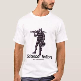Conception de T-shirt de la science-fiction