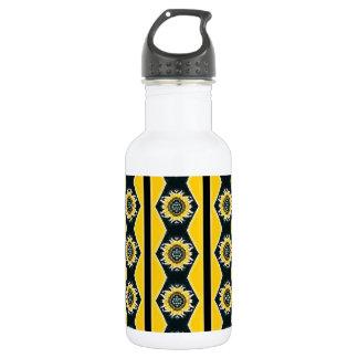 Conception de tournesol bouteille d'eau