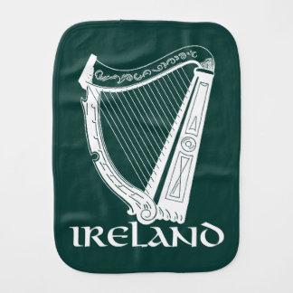 Conception d'harpe de l'Irlande, harpe irlandaise Linge De Bébé