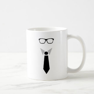 Conception d'homme d'affaires mug