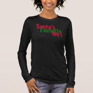 conception drôle de T-shirt de Noël du favori de