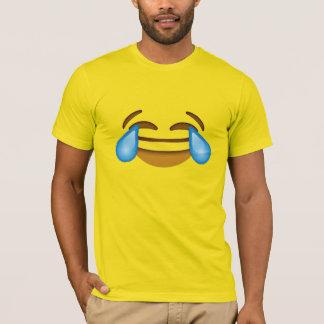 conception drôle pleurante de T-shirt de chemise