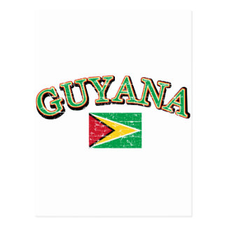 Conception du football de la Guyane Carte Postale