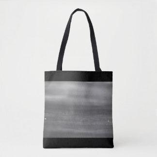 Conception élégante de photo, regard noir frais tote bag