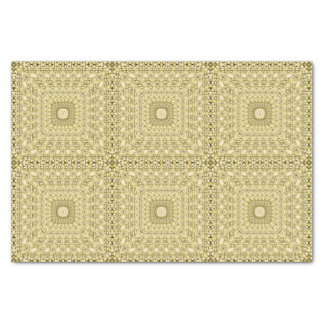 Conception florale de relief par cru de feuille papier mousseline